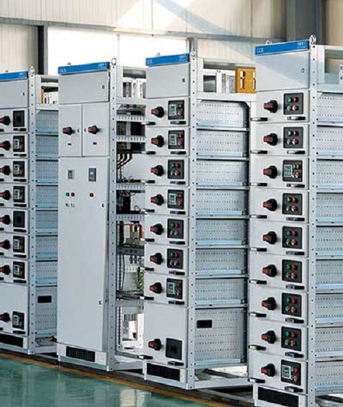 Gck Drawer Type L V Switchgear