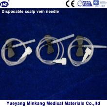 Needle Scalp Vein Needle 22g (ENK-TPZ-018)