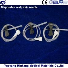 Disposable Scalp Vein Needle 22g (ENK-TPZ-018)