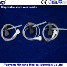 Одноразовая иглодержатель 22г (Scorp Vein Needle) (ENK-TPZ-018)