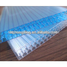honeycomb hollow PC polycarbonate sheet