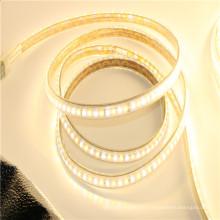 iluminación tira blanca llevada blanca pura cálida dimmable impermeable de 2835 10m m