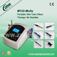 M122 Gesicht Schönheit keine Nadel Mesotherapie Maschine