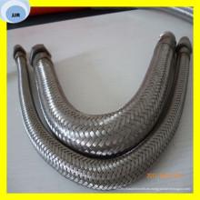 Manguera flexible metálica de metal con manguera de 1 pulgada