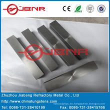 W70cu30 de hoja de cobre del tungsteno con ISO9001 de Zhuzhou Jiabang