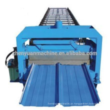 Automático de alta qualidade cor aço completo automático Conjunto Tipo Oculto Para linha de produção completa