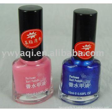 Vernis à ongles parfumé hottest 2013