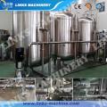 Usine de traitement de l'eau de haute qualité