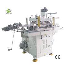 Máquina de corte e vinco com corte e corte de beijo impresso com precisão