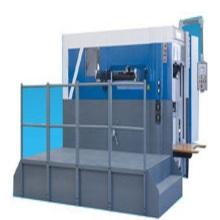 Semi automatic die cutting&creasing machine