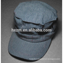 100% cotton Fashion Cap/Military Cap/Washed Cap with embroidery