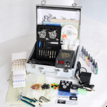 Professional Tattoo Kit with 2 Machines