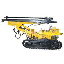 Plate-forme de forage montée par tracteur mobile en tant que voiture de foret