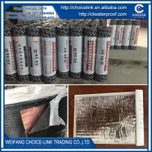 heating applied roof material APP modified bituminous waterproofing membrane