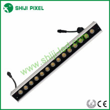 white /warm white 48pcs smd5050 led 12W 24V waterproof decorative outdoor building wall facade lighting