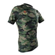 Camouflage Pattern Rash Guard Compression Wear (SRC15-2)