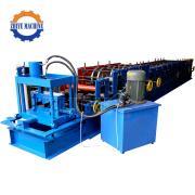 Cangzhou Zinc C Purlin Cold Roll Forming Machine