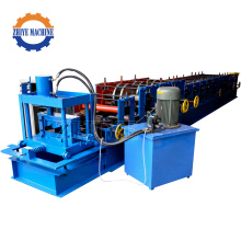 C Purlin Profile Roll Forming Machine