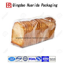 Kundenspezifische Logo bedruckte Plastik Brot Verpackung Taschen