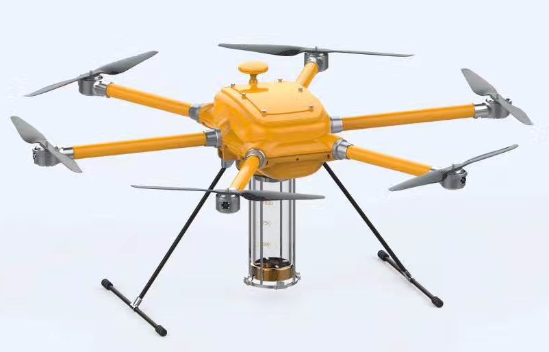 Sea Fishing Drone