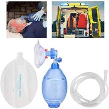 PVC Pediatric Neonatal Resuscitator Ambu Bag