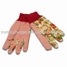 color garden glove