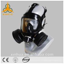 masque à gaz double filtre