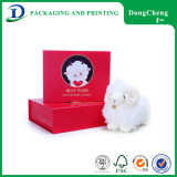 Popular cheap exquisite custom gift paper packaging box