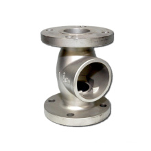 ISO9001:2008 passed OEM/ODM service aluminum alloy casting part