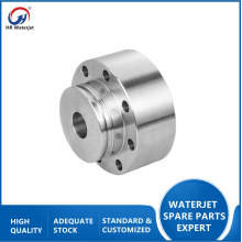HYDRAULIC CYLINDER HEAD WATERJET REPLACEMENT PARTS