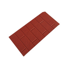 china waterproof wall panel exterior insulated metal wall panel pu sandwich for facade decoration