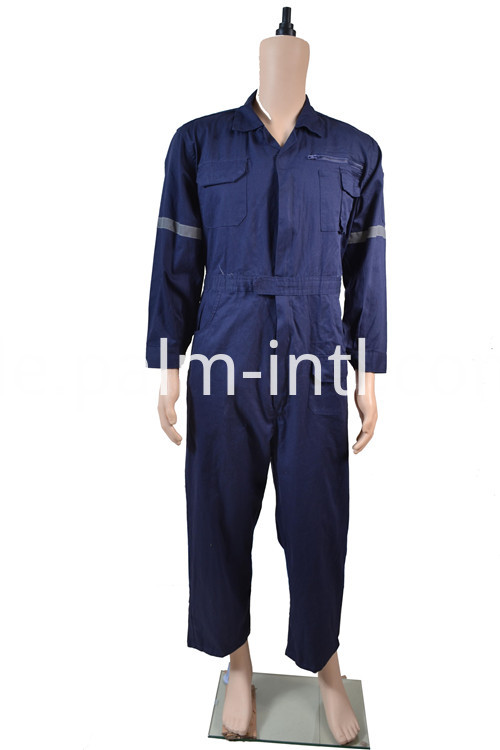 Hi-Vis 100% Cotton Coverall