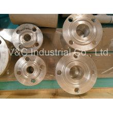 Bride d'assemblage de tuyaux en alliage d'aluminium