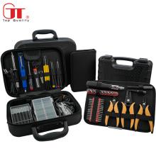 Professional Tool Kit Computer Repair Pliers alicates Hand Tools Security Household  desoldering pump IC Module Board TK 21