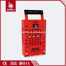 BD-X03 Apariencia Función Paten! Kit de bloqueo de seguridad de acero de doble uso