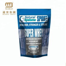 Food Grade Custom Printed Heat Seal Sport Nutrition Whey Protein Powder Packaging Bags From China Manufacturer