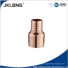 Conector de redução do encaixe de cobre