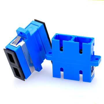 Duplex Plastic SC to SC Fiber Optic Couplers