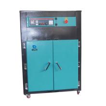 Secador de armário para materiais plásticos