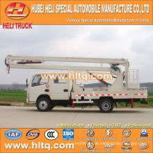 DONGFENG 4x2 HLQ5050GJKE LKW montierte Scherenhub 10M preiswerter Preis heißer Verkauf für Verkauf