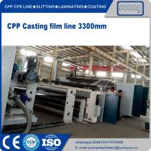 CPP film üretim hattı