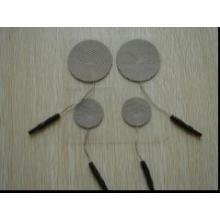 Electrodo autoadhesivo utilizado para decenas de color de piel