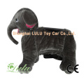 Éléphant Rider animaux Coin Operated Machine