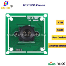 HD 1.0megapixel Video USB Module Camera for ATM Kiosk (SX-6130A)