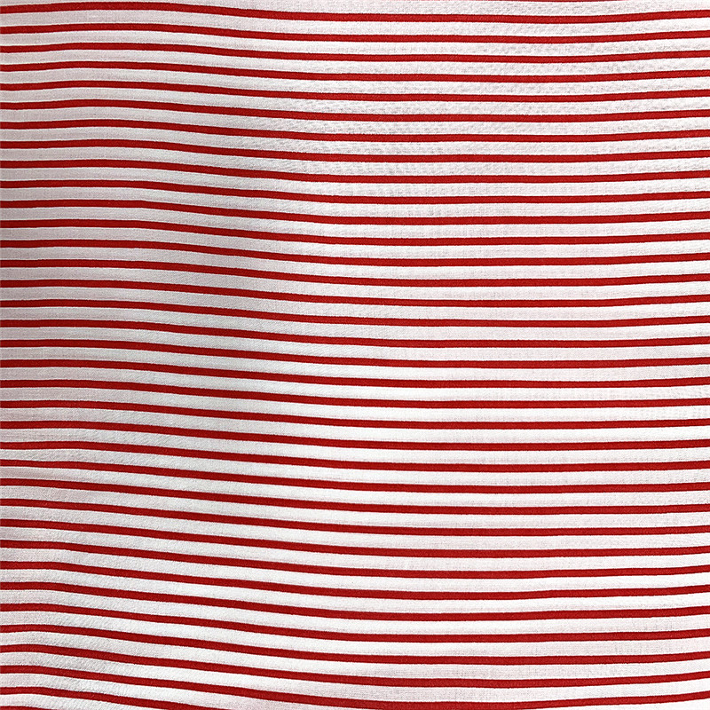 Pinstripe Rayon Fabric