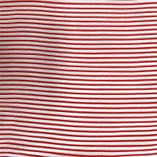 Großhandel gewebte Nadelstreifen 100% Rayon Girls Dress Fabric