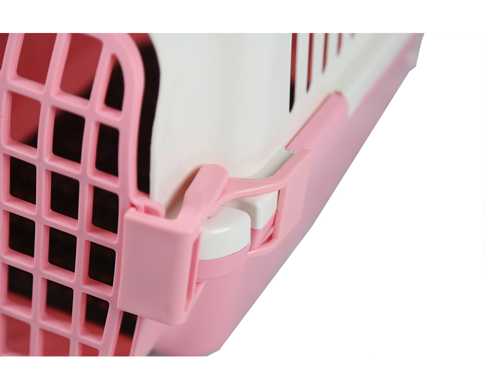 Pink Pet Dog Carrier