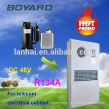 12 volt rv carro ar condicionado Solar Sistema de ar condicionado Hybird sistema de equipamentos telecom shelter