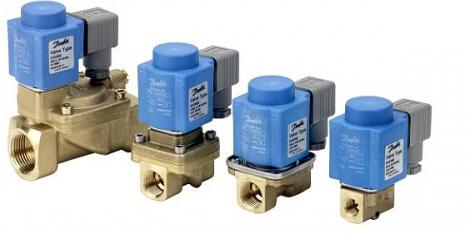danfoss solenoid valve