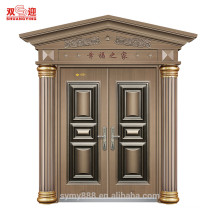 China factor villa decorative material steel Roman column